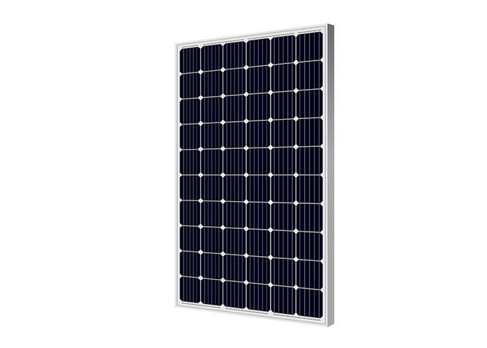 30V 290W Monocrystalline Silicon Solar Cells Rugged Design Easy Installation