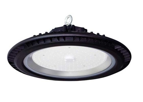 China 200 Watt UFO LED High Bay Light Fixtures / Industrial High Bay Led Lighting factory