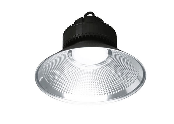 Industrial Warm Light High Bay Led Shop Lights 100W 10000lm Easy To Install