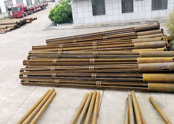 China Q235 7m-12m Street Light Pole Foundation Galvanized 60m/s Wind Speed Anti Rust factory
