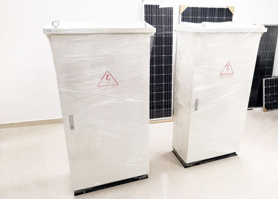 IP30  Grid connected Power Distribution Cabinet , Wind Turbine Distribution Box